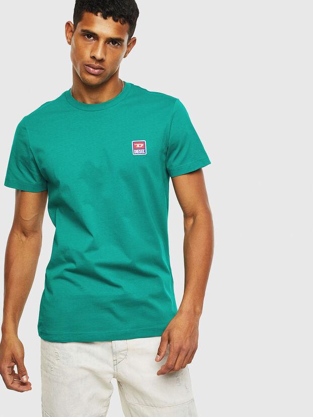 T-DIEGO-DIV, Verde - T-Shirts