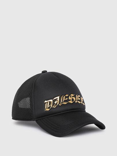 Diesel - C-TRUC, Nero - Cappelli - Image 1