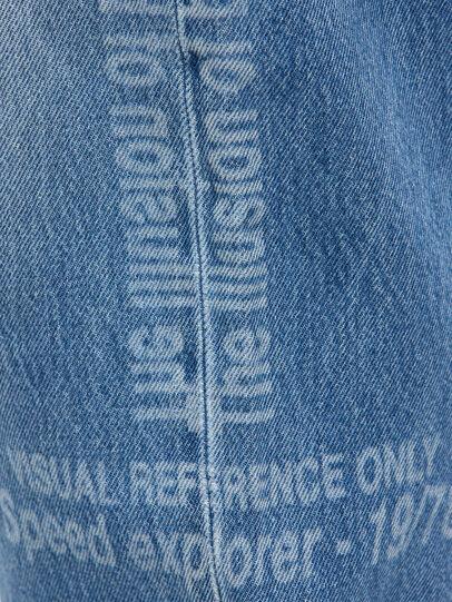 Diesel - D-Macs 009HW, Blu medio - Jeans - Image 4