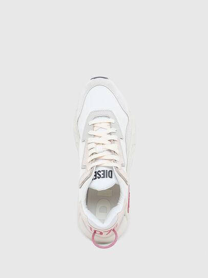 Diesel - S-SERENDIPITY LC W, Bianco/Rosa - Sneakers - Image 4