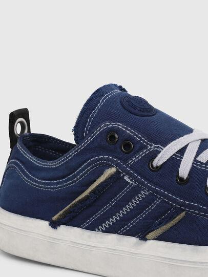 Diesel - S-ASTICO LOW LACE, Blu - Sneakers - Image 4