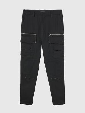 P-CAR-ANT, Nero - Pantaloni