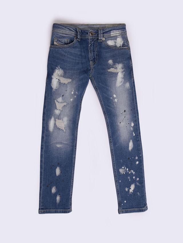 THOMMER-J, Blu Jeans