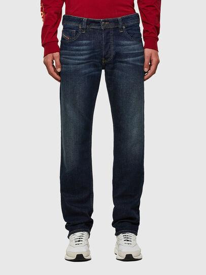 Diesel - Larkee 009HN, Blu Scuro - Jeans - Image 1