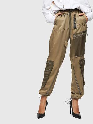 P-LEX, Verde Militare - Pantaloni