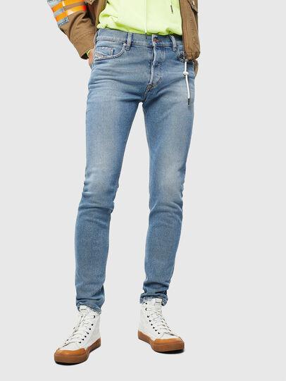 Diesel - Tepphar 0096Y, Blu Chiaro - Jeans - Image 1