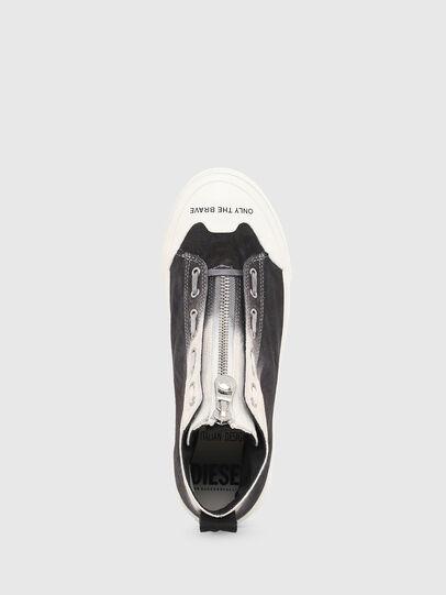 Diesel - S-ASTICO MZIP, Bianco/Nero - Sneakers - Image 5