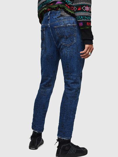 Diesel - Mharky 0078S, Blu medio - Jeans - Image 2