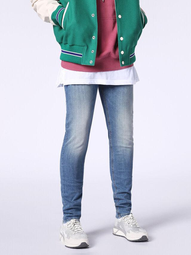SLEENKER 084RV, Blu Jeans