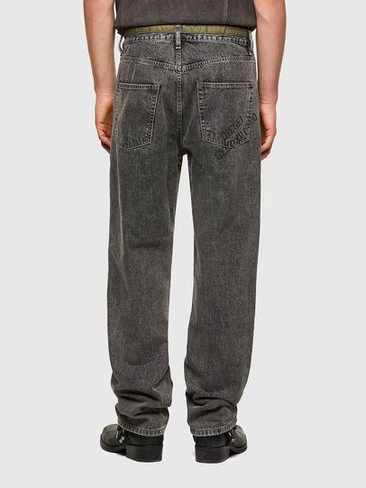 Diesel - DxD-P2 0CBBH, Nero/Grigio scuro - Jeans - Image 3