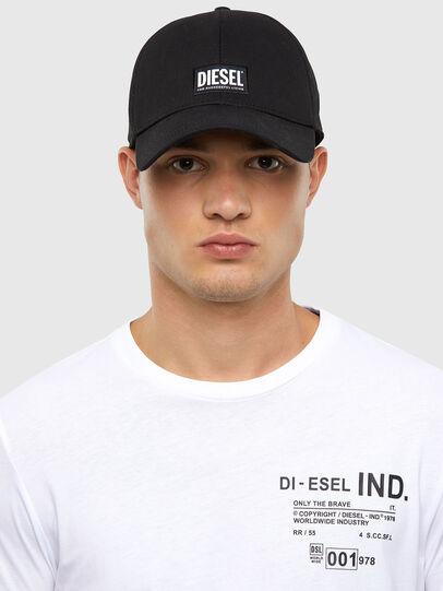 Diesel - T-DIEGOS-N21, Bianco - T-Shirts - Image 3