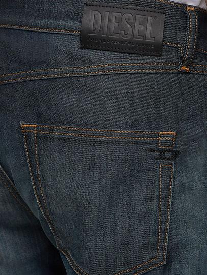 Diesel - D-Strukt JoggJeans® 009KJ, Blu Scuro - Jeans - Image 4