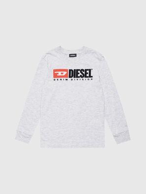 TJUSTDIVISION ML, Grigio - T-shirts e Tops