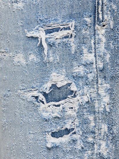 Diesel - D-Strukt 009KH, Blu Chiaro - Jeans - Image 3