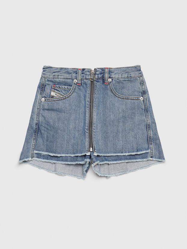 PLARZY, Blu Chiaro - Shorts
