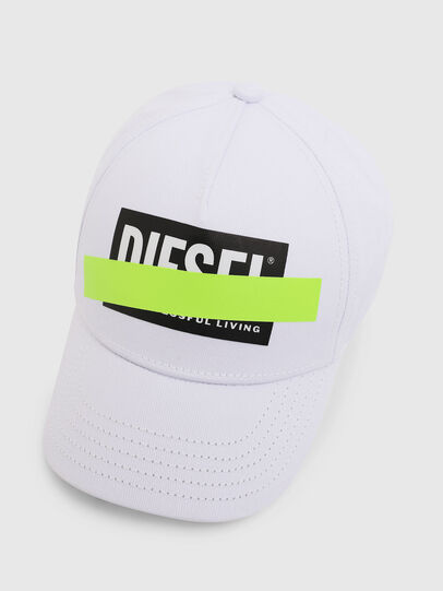 Diesel - FCIRIDE, Bianco - Altri Accessori - Image 3