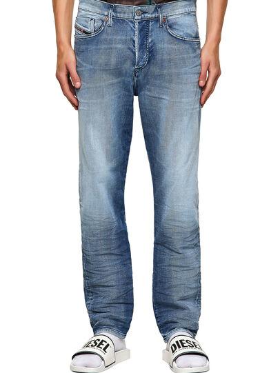 Diesel - D-Fining 009NS, Blu Chiaro - Jeans - Image 1