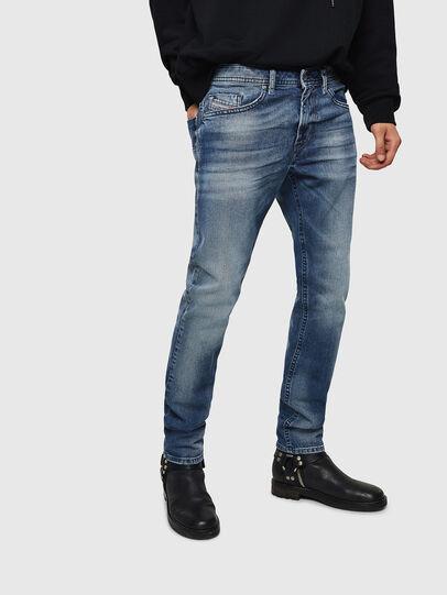 Diesel - Thommer 0853P, Blu medio - Jeans - Image 1
