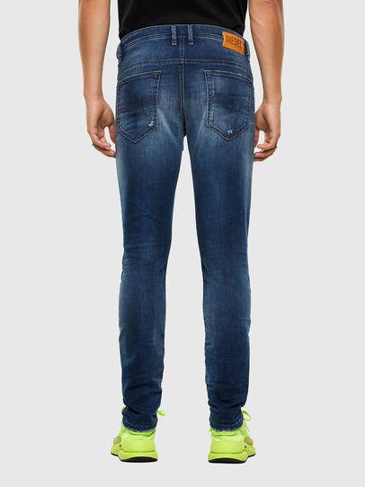 Diesel - Thommer JoggJeans 069PL, Blu Scuro - Jeans - Image 2