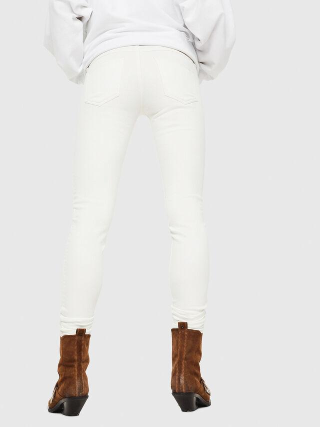 Diesel - Gracey JoggJeans 088AZ, Bianco - Jeans - Image 2