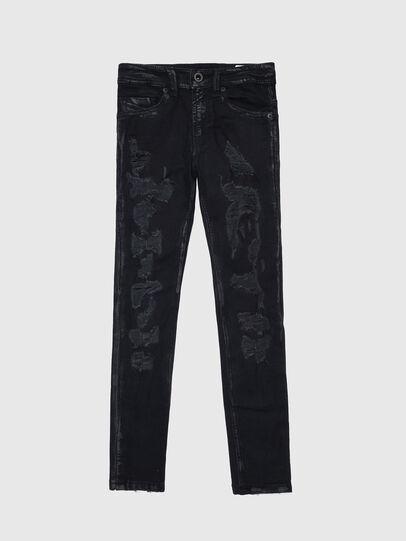 Diesel - THOMMER-J, Nero - Jeans - Image 1