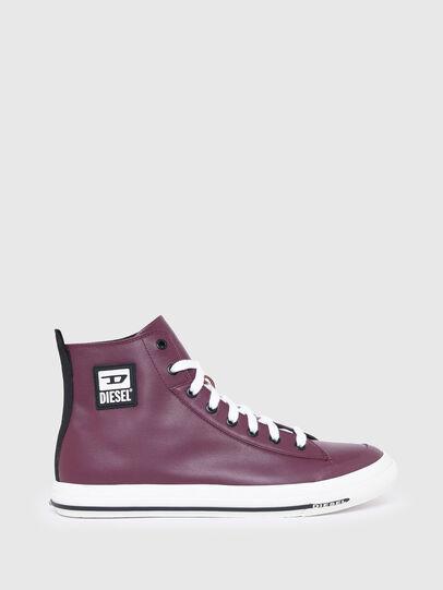 Diesel - S-ASTICO MID CUT, Viola Scuro - Sneakers - Image 1