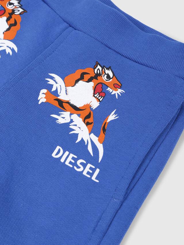 Diesel - PUXXEB, Blu Ceruleo - Pantaloni - Image 3