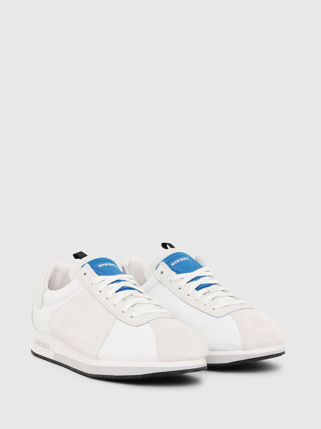 Diesel - S-PYAVE LC, Bianco - Sneakers - Image 2
