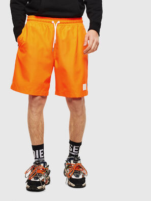 P-KEITH, Arancione - Shorts