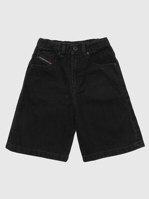 PBRON, Nero - Shorts