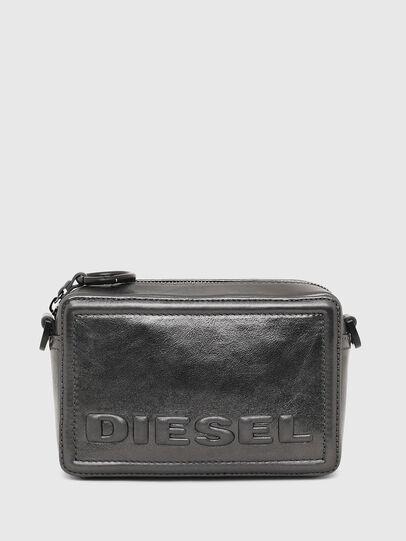 Diesel - ROSA' CNY, Argento - Borse a tracolla - Image 1