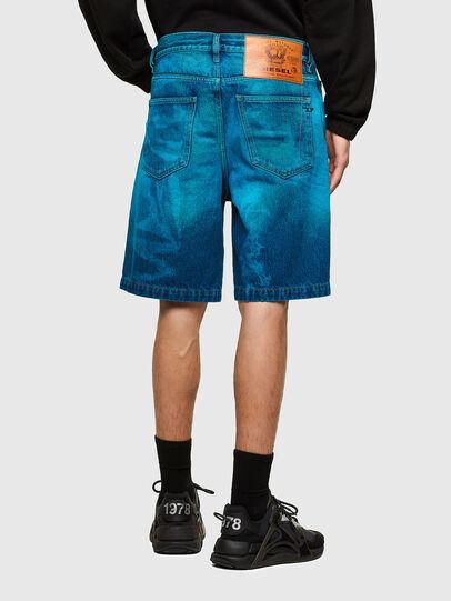 Diesel - D-MACS-SHORT-SP, Blu - Shorts - Image 2