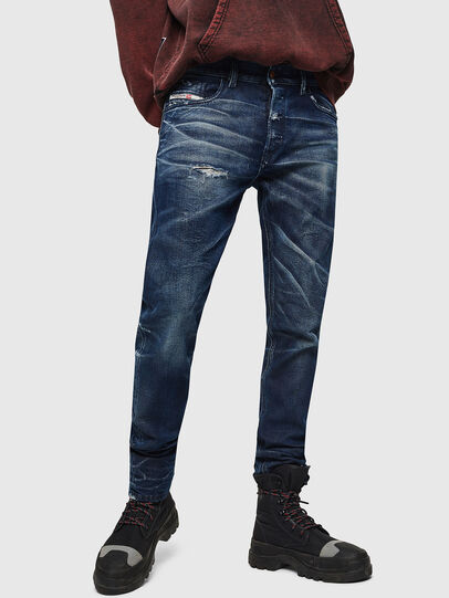 Diesel - Tepphar 084AM, Blu Scuro - Jeans - Image 1