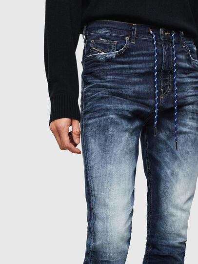 Diesel - D-Vider JoggJeans 069KD, Blu Scuro - Jeans - Image 3