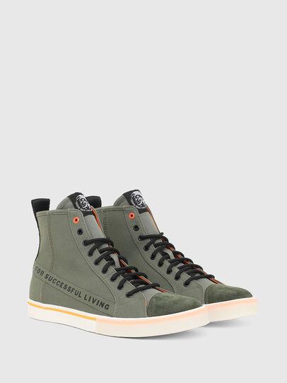 Diesel - S-DVELOWS ML, Verde Militare - Sneakers - Image 2