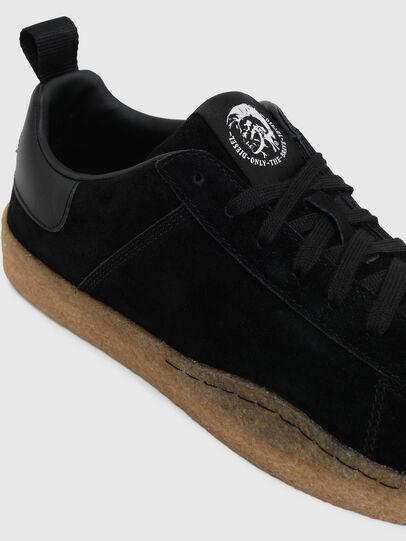 Diesel - S-CLEVER PAR LOW, Nero - Sneakers - Image 4