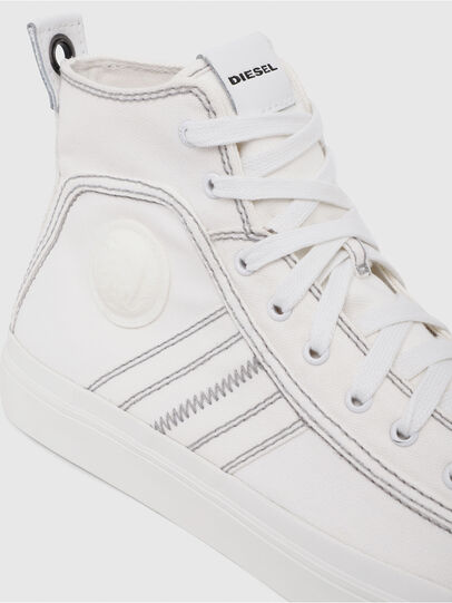 Diesel - S-ASTICO MID LACE, Bianco - Sneakers - Image 5