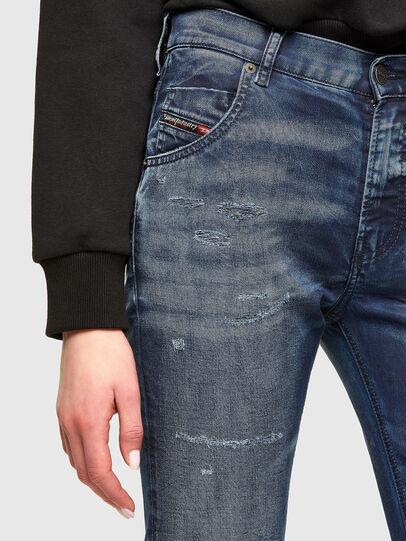 Diesel - Krailey JoggJeans® 069SL, Blu Scuro - Jeans - Image 3