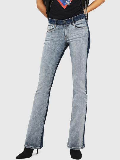 Diesel - D-Ebbey 069GR, Blu medio - Jeans - Image 1