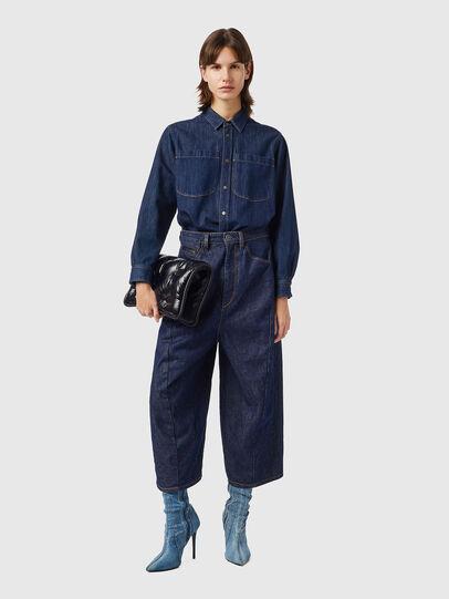 Diesel - D-CONCY-SP, Blu Scuro - Jeans - Image 5