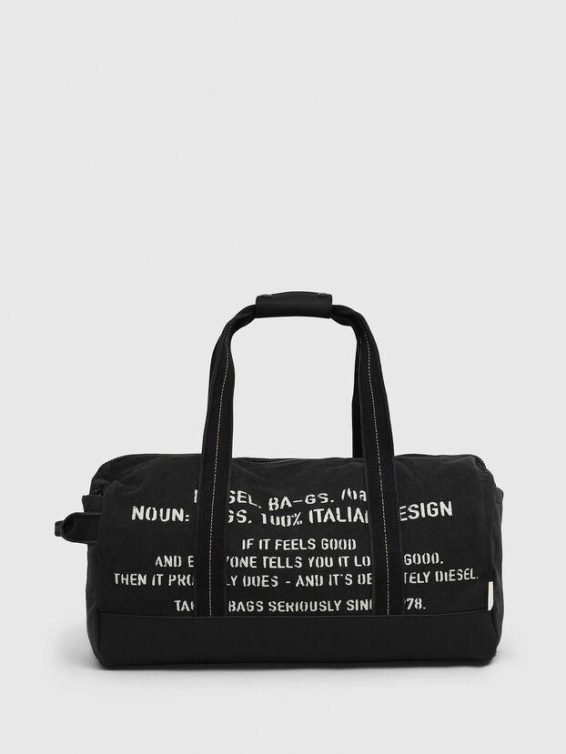 D-THISBAG TRAVEL BAG, Nero - Borse da viaggio