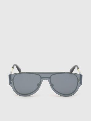 DL0273, Nero/Giallo - Occhiali da sole