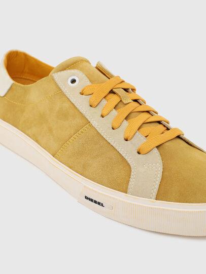 Diesel - S-MYDORI LC, Giallo - Sneakers - Image 5