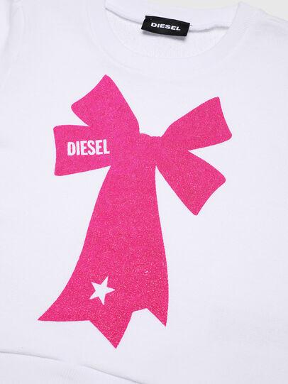 Diesel - SASHIAB-R, Bianco - Felpe - Image 3