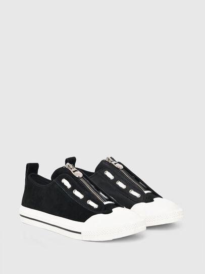 Diesel - S-ASTICO LZIP, Nero - Sneakers - Image 2
