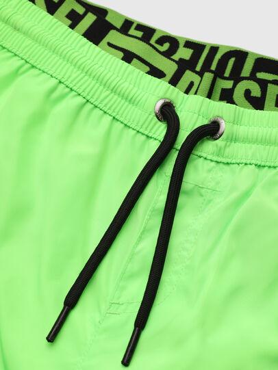 Diesel - MBXSAND, Verde Fluo - Beachwear - Image 3