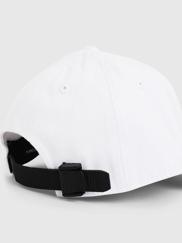 Diesel - CEDIVIS, Bianco - Cappelli - Image 4