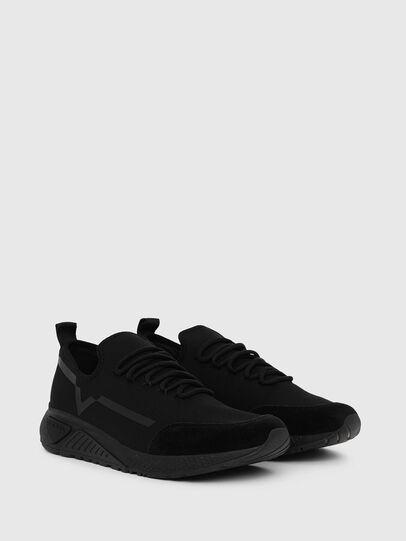 Diesel - S-KBY STRIPE, Nero - Sneakers - Image 2