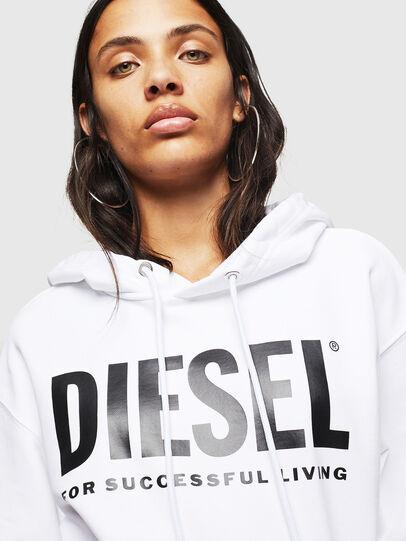 Diesel - D-ILSE-T, Bianco - Vestiti - Image 3