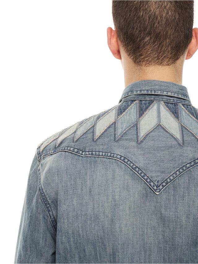 Diesel - SULLYVAN, Blu Jeans - Camicie - Image 4